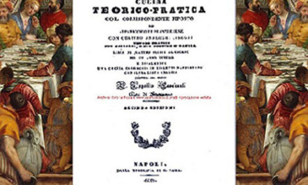 Eating with historical Monzù Cavalcanti: special dinner