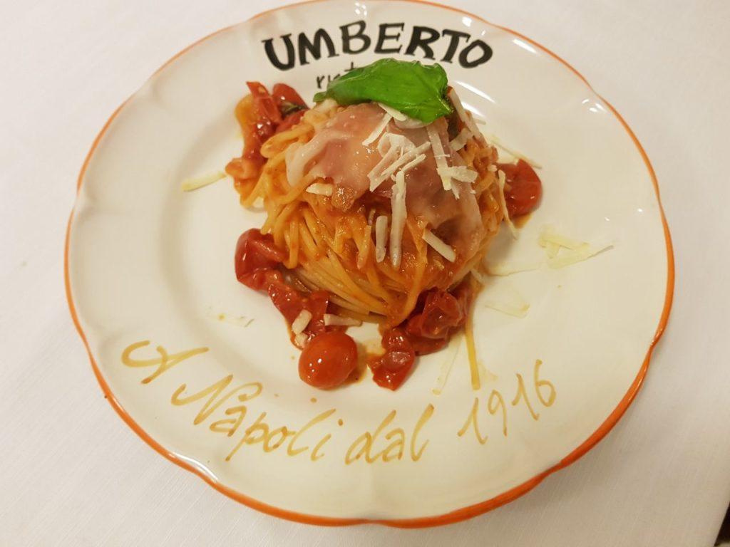 spaghettoni lardiati, Umberto RIstorante