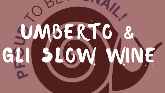 slow wines umberto