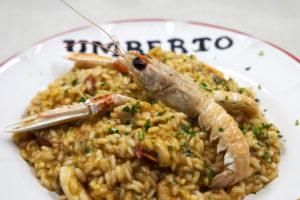 il nostro risotto alla pescatora è amato da grandi e bambini!