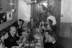 Umberto fête Noël avec vous depuis 100 ans